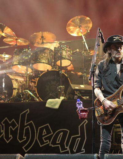 Motörhead's last show ever, Berlin