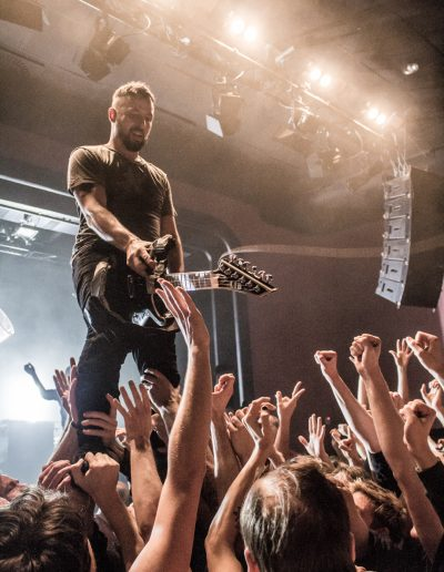 The Dillinger Escape Plan, Berlin