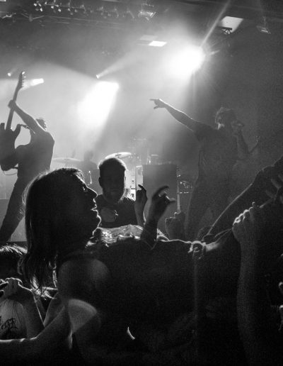 The Dillinger Escape Plan Berlin-8233