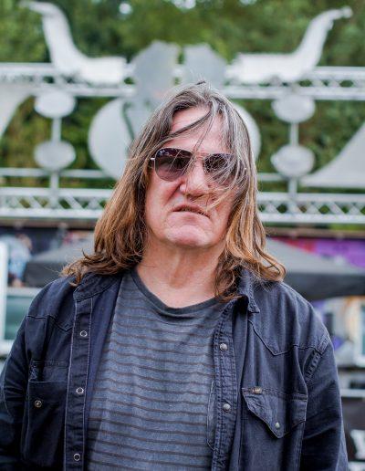 Wacken Open Air-founder Thomas Jensen