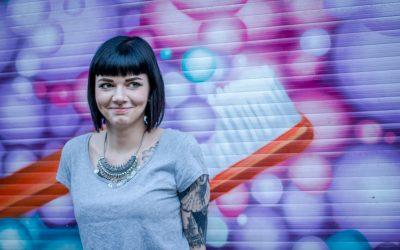 Introducing: AMELIE BLACK – Portrait Photography