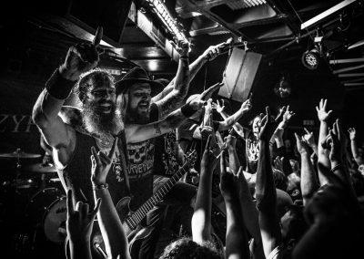 36 Crazyfists, Berlin 2018