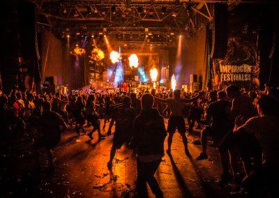 Heaven Shall Burn, Impericon Festival 2018
