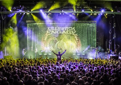 Killswitch Engage, Frankfurt 2019