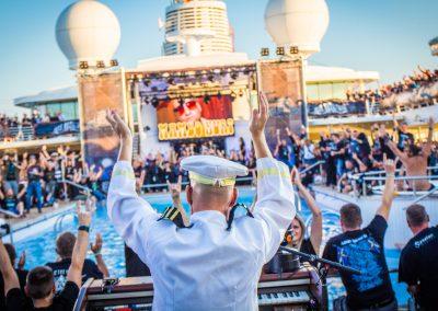 Mambo Kurt, Full Metal Cruise VII 2018