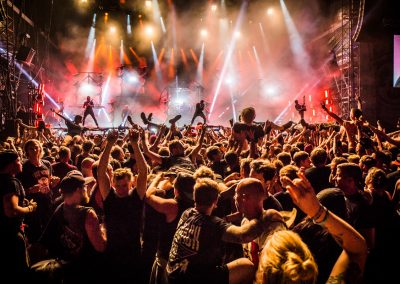 Parkway Drive, With Full Force 2018
