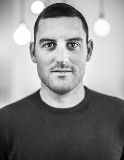 Winston McCall of Parkway Drive