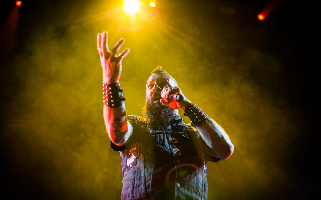 KILLSWITCH ENGAGE on REVERENCE tour