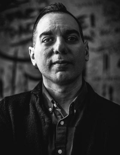 Chris #2 of Anti-Flag