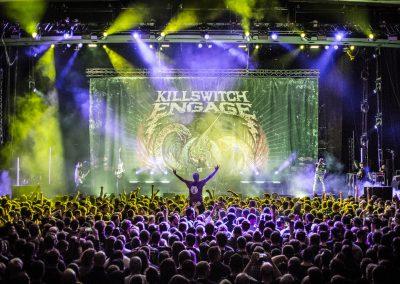 Killswitch Engage, Frankfurt 2019