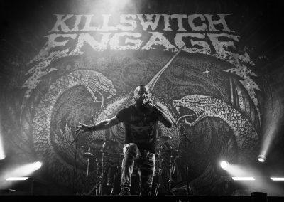 Killswitch Engage, Leipzig 2019