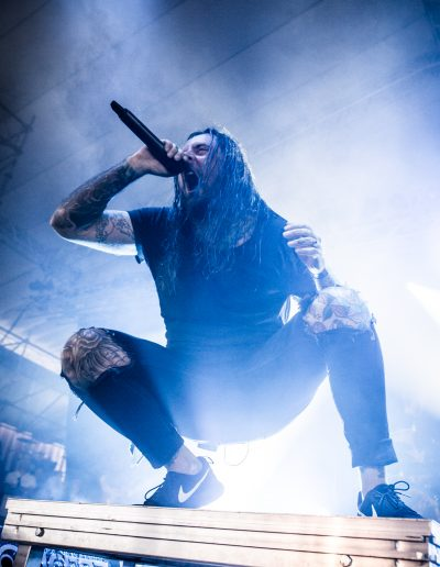 Thy Art Is Murder, With Full Force 2018